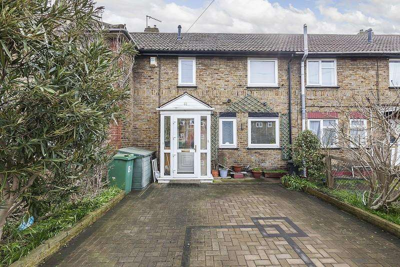 3 Bedrooms Terraced House for sale in Devonshire Road, Custom House, London, Greater London. E16 3NJ