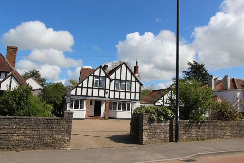 4 Bedrooms Detached House for sale in Wells Road, Whitchurch, Bristol, BS14 9BD