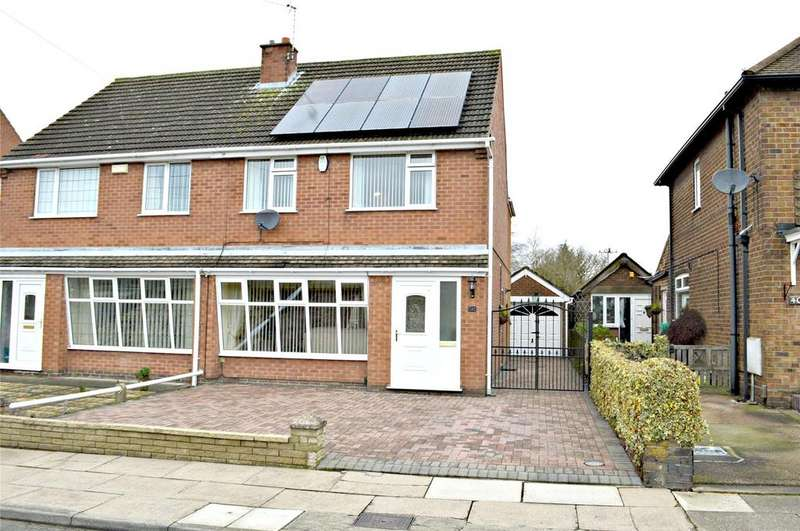 3 Bedrooms Semi Detached House for sale in Westminster Drive, Grimsby, DN34