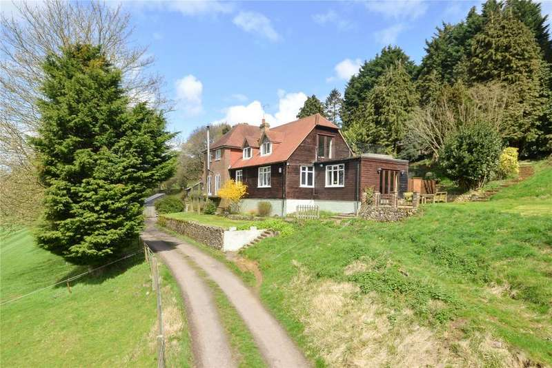 6 Bedrooms Detached House for sale in Hastingleigh, Ashford, Kent