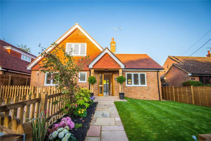 3 Bedrooms Detached Bungalow for sale in Combe Lane, Wormley, Godalming, GU8