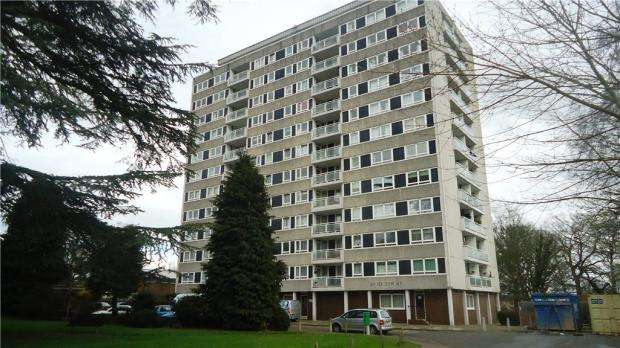 1 Bedroom Apartment Flat for sale in Flat 70, Bury Court, Church Lane