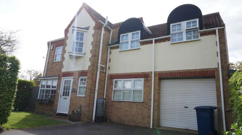 5 Bedrooms House for sale in Hannington Close, Whittlesey, PE7