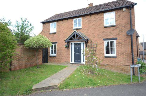 3 Bedrooms Detached House for sale in Darby Vale, Warfield