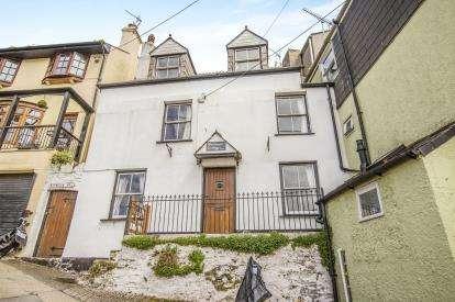 3 Bedrooms Terraced House for sale in Looe, Cornwall, East Looe