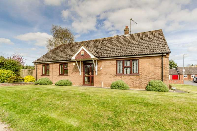 3 Bedrooms Detached Bungalow for sale in Brandon Close, Swaffham