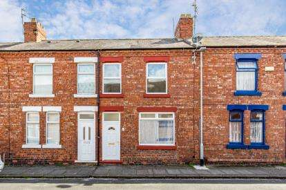 3 Bedrooms Terraced House for sale in Mildred Street, Darlington, County Durham, Darlington