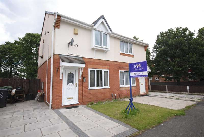 2 Bedrooms Semi Detached House for sale in Worsley Mesnes Drive, Worsley Mesnes, Wigan