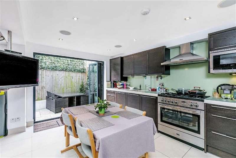 3 Bedrooms House for sale in Alderbrook Road, Balham