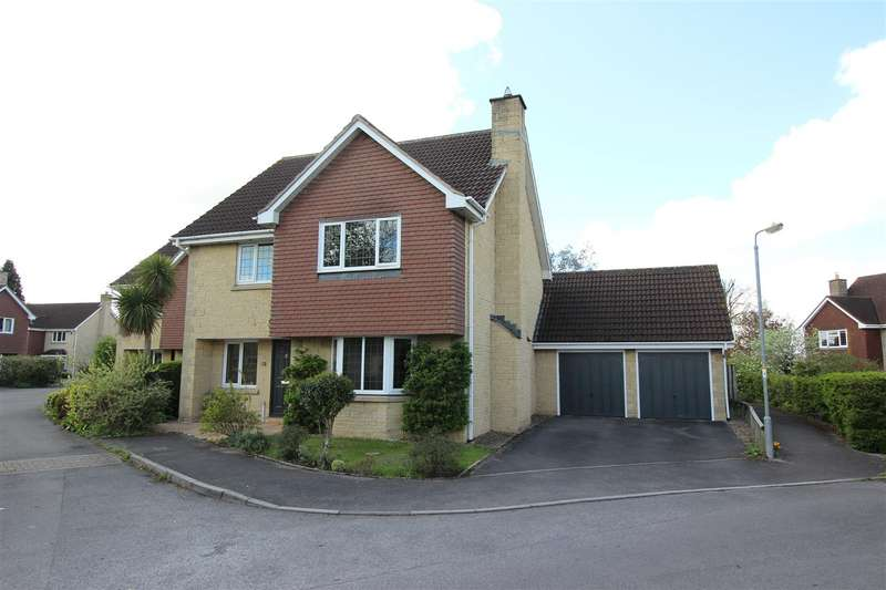 4 Bedrooms Detached House for sale in Sandes Close, Chippenham
