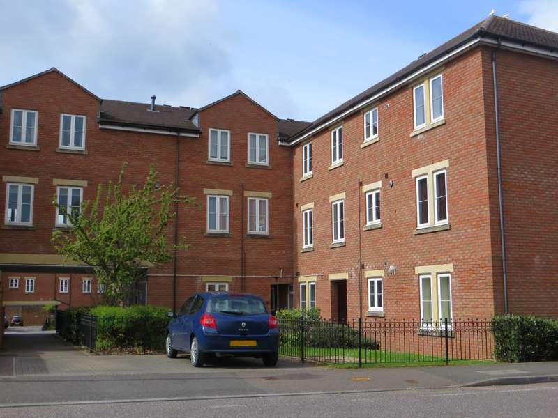 2 Bedrooms Apartment Flat for sale in Gras Lawn Exeter, Exeter