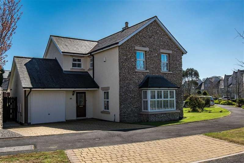 4 Bedrooms Detached House for sale in Whinlatter Drive, Kendal, Cumbria