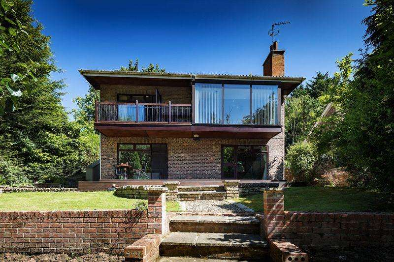 4 Bedrooms Detached House for sale in Church Lane, Middleton One Row, Darlington