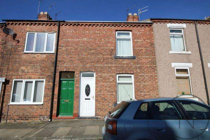2 Bedrooms Terraced House for sale in Rockingham Street,South Park, Darlington