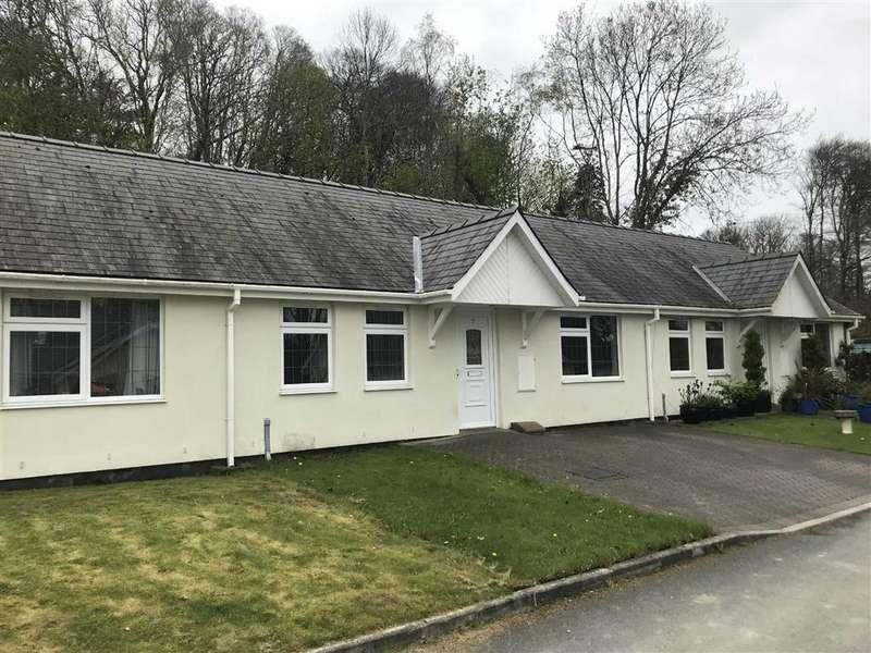 2 Bedrooms Terraced Bungalow for sale in Coed Artro, Llanbedr, Gwynedd