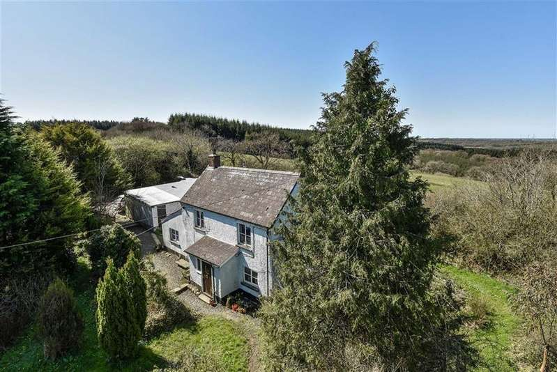 3 Bedrooms Detached House for sale in West Chilla, Beaworthy, Devon, EX21