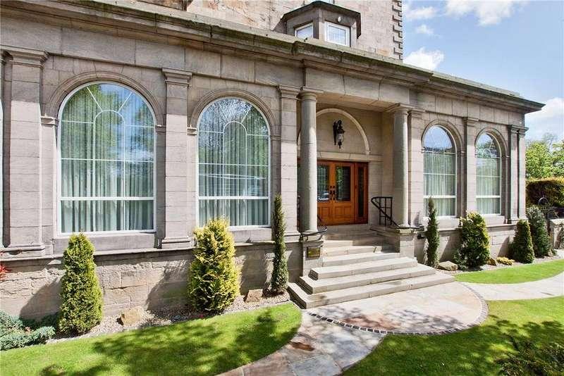 4 Bedrooms Apartment Flat for sale in Windsor Court, West Park, Harrogate, North Yorkshire, HG1