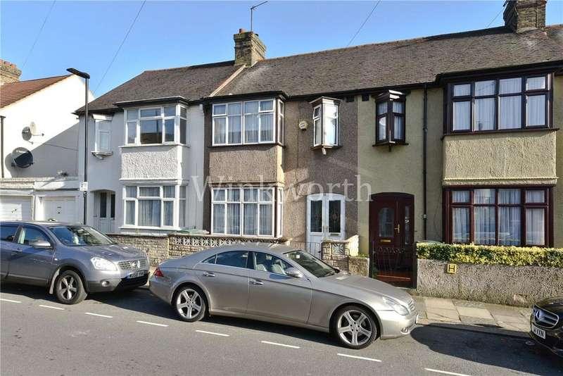 3 Bedrooms Terraced House for sale in Mansfield Avenue, London, N15