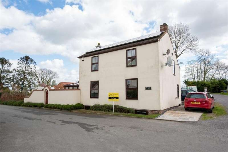 4 Bedrooms Detached House for sale in Sleaford Road, Swineshead Bridge, Boston, Lincolnshire