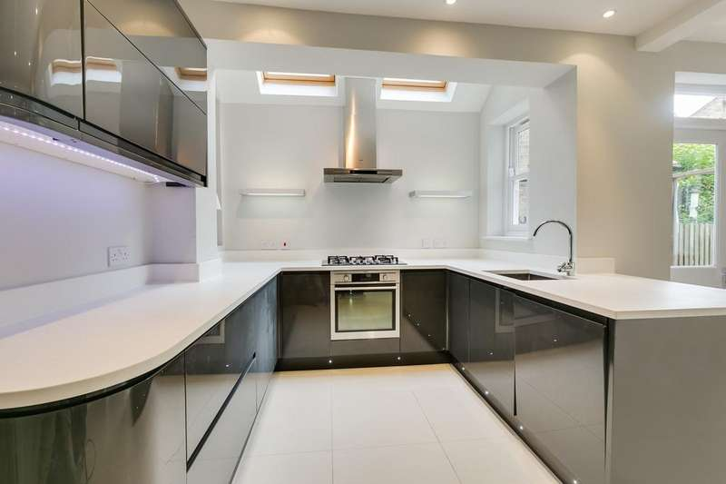 4 Bedrooms House for rent in Fielding Road, London, W4