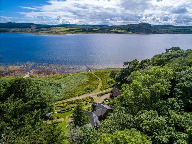 2 Bedrooms Detached House for sale in The Studio, Ardpatrick, Tarbert, Argyll, PA29