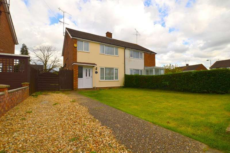 3 Bedrooms Semi Detached House for sale in Bosmore Road, Luton, LU3 2TS