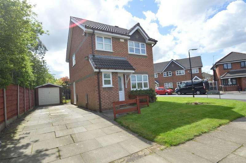 3 Bedrooms Detached House for sale in Gawsworth Road, SALE, Cheshire