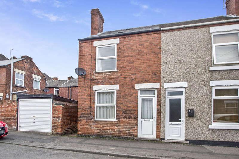 3 Bedrooms Semi Detached House for rent in Devon Street, Ilkeston, DE7
