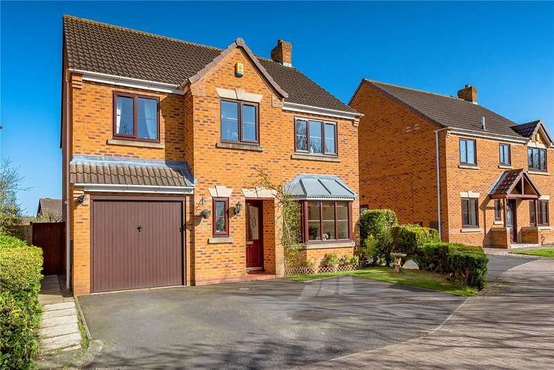 5 Bedrooms Detached House for sale in 4 Millman Grove, Lawley Village, Telford, TF4