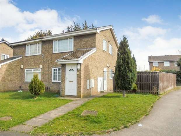 1 Bedroom Flat for sale in Hood Drive, South Bank, Middlesbrough, North Yorkshire