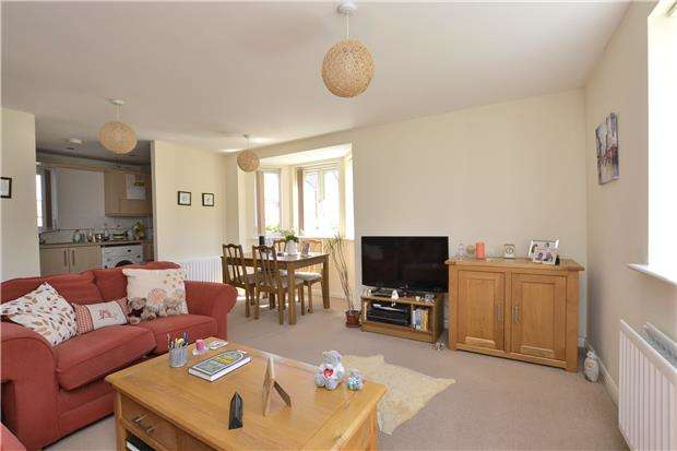 2 Bedrooms Flat for sale in Emerson Square, Filton, Bristol, BS7 0PP