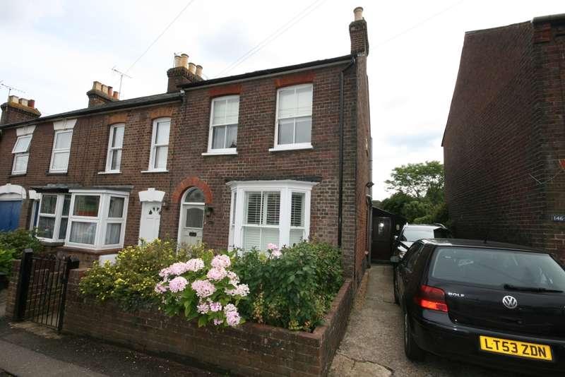 4 Bedrooms Semi Detached House for rent in Cravells Road Harpenden AL5