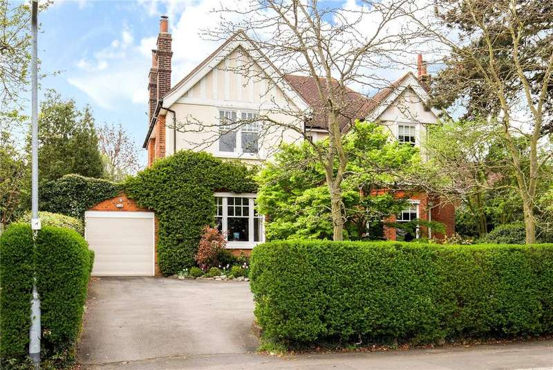 6 Bedrooms Detached House for sale in Hartland Road, Epping, Essex, CM16