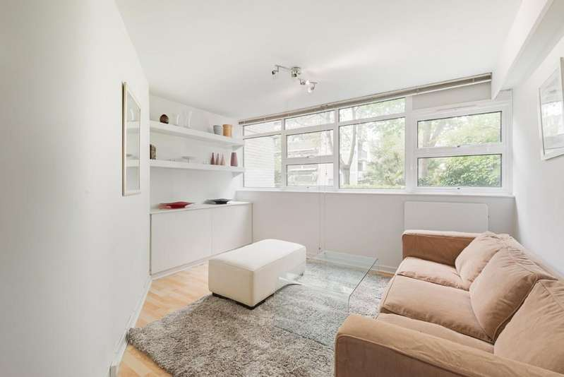 1 Bedroom Flat for sale in St. Georges Fields, Hyde Park W2