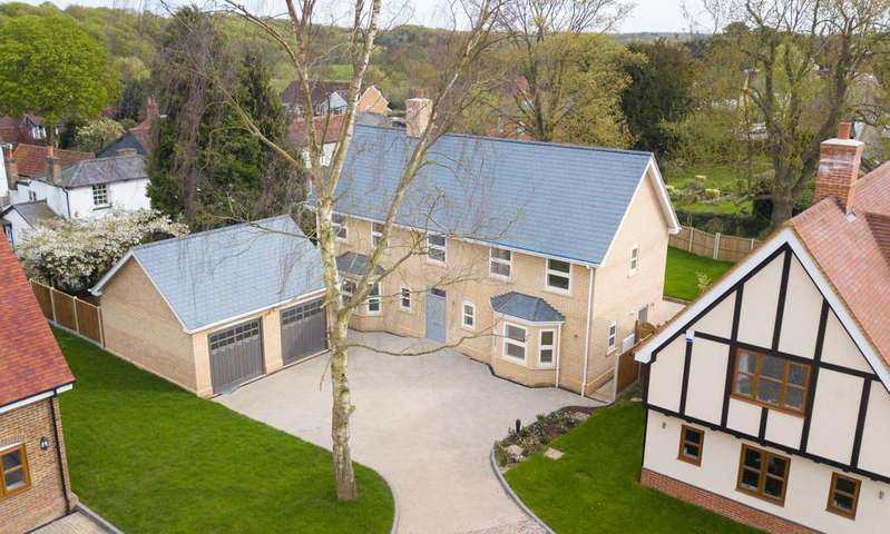4 Bedrooms Detached House for sale in Walnut Close, Much Hadham