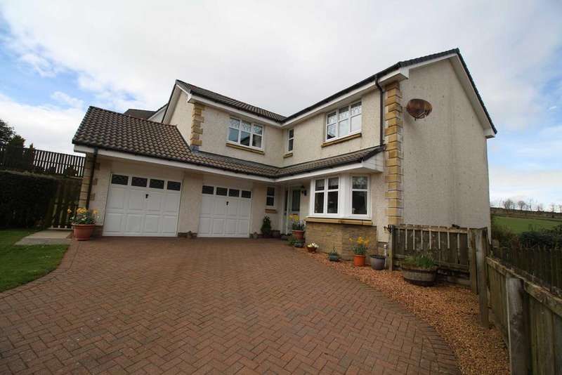 4 Bedrooms Detached House for sale in 7 Woodlark Grove, Inverkip, GREENOCK, PA16 0LZ