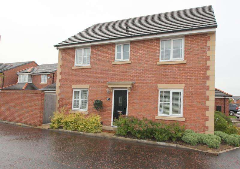 4 Bedrooms Detached House for sale in Braid Crescent, Crosby, Liverpool