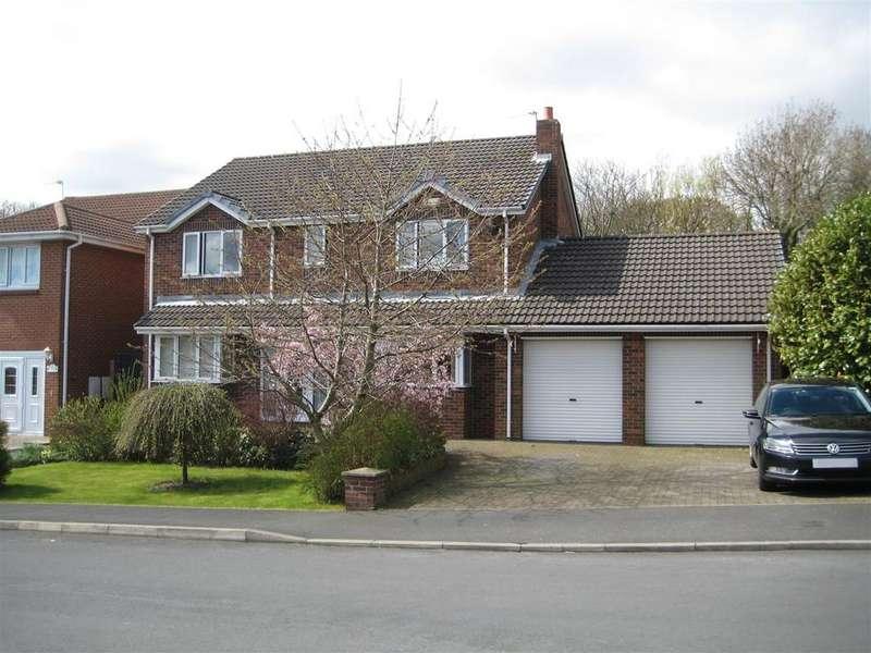 4 Bedrooms Detached House for sale in Willow Grove, Horden, Peterlee