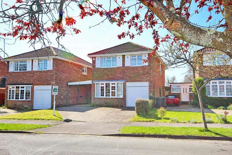 4 Bedrooms Link Detached House for sale in COWPLAIN