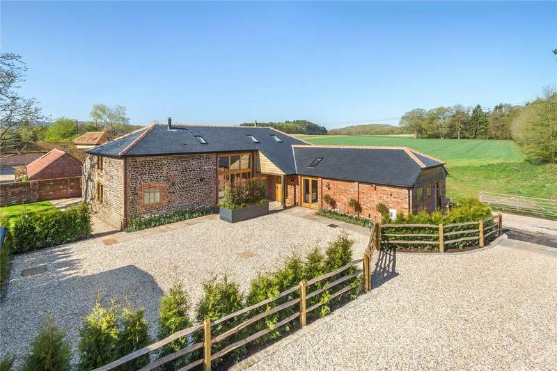 4 Bedrooms House for sale in Minsted, Near Midhurst, West Sussex, GU29