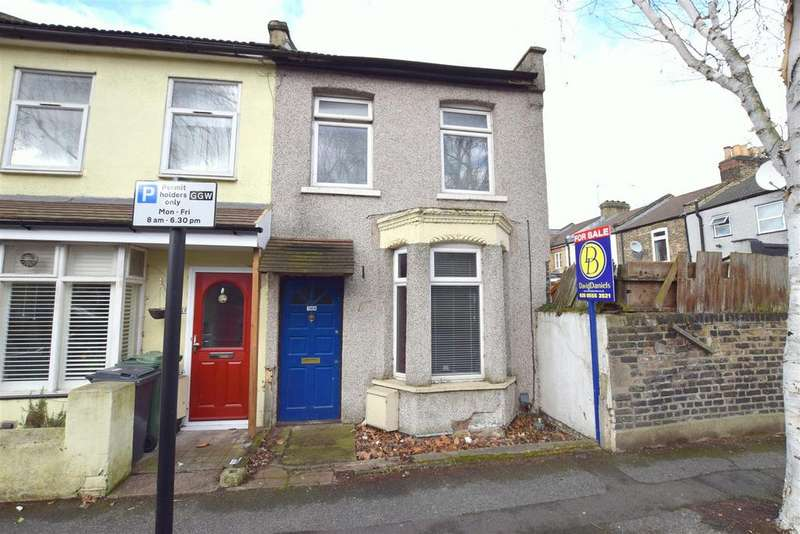 2 Bedrooms End Of Terrace House for sale in Dawlish Road, Leyton