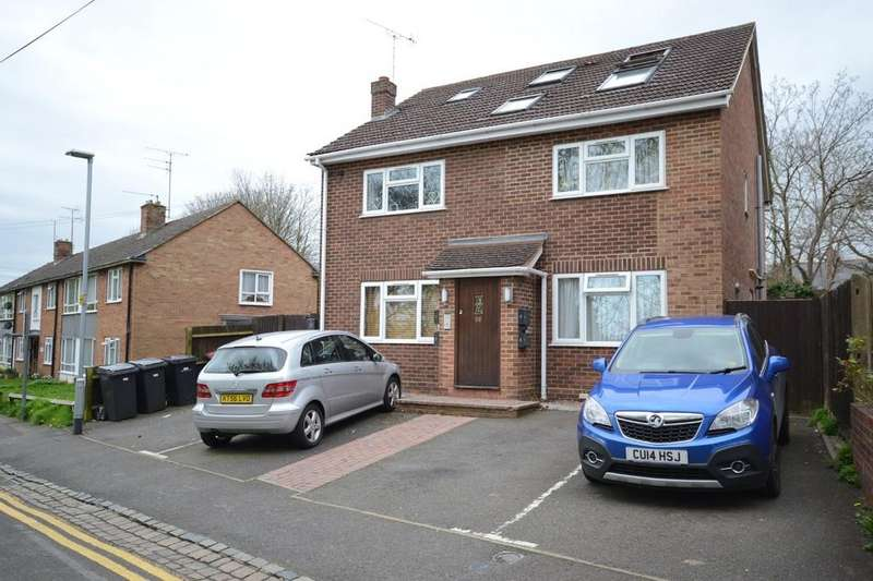 1 Bedroom Apartment Flat for sale in Coley Place, Reading