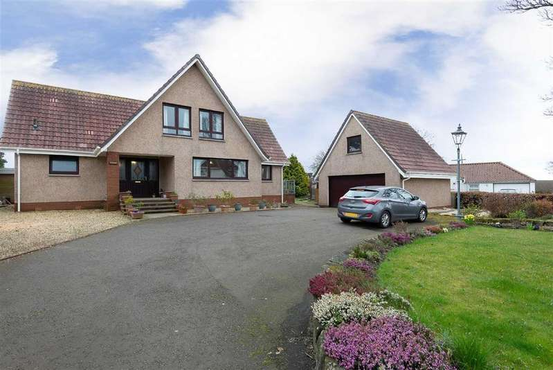 4 Bedrooms Detached House for sale in St Monans, Fife
