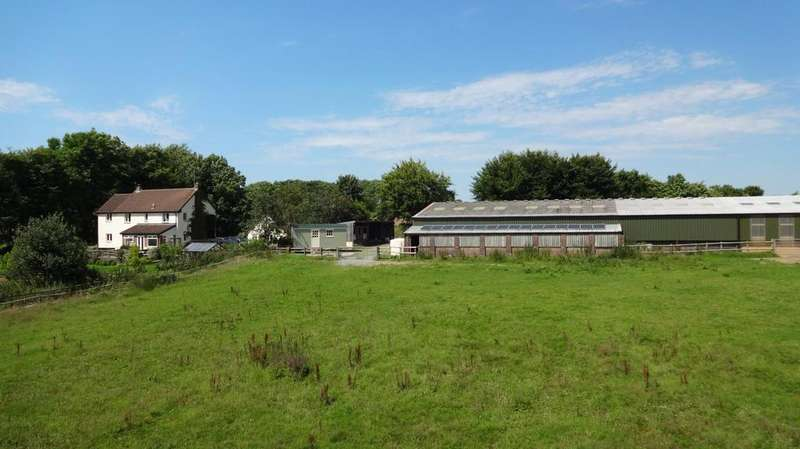 4 Bedrooms Equestrian Facility Character Property for sale in East Down, Barnstaple