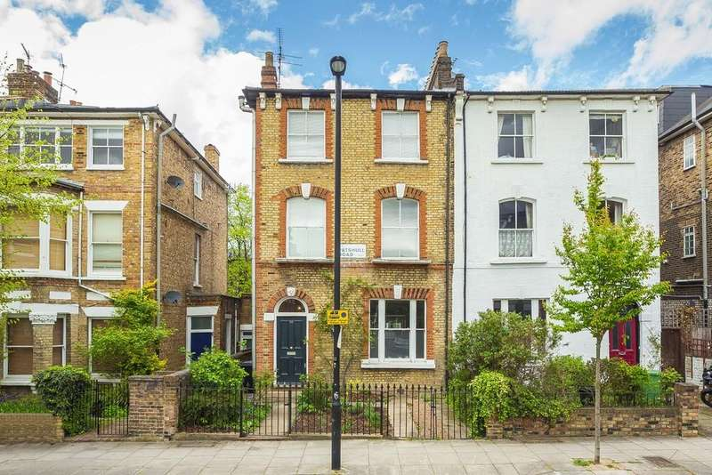 5 Bedrooms Semi Detached House for sale in Patshull Road, London, NW5