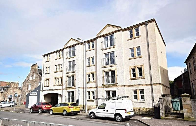 2 Bedrooms Apartment Flat for sale in Fort Street , Ayr, South Ayrshire, KA7 1HU