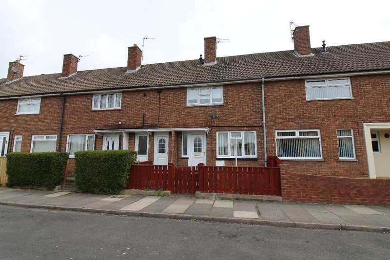2 Bedrooms Terraced House for sale in Burdon Close, Newton Aycliffe