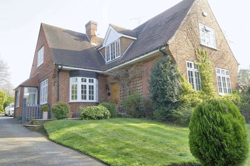 4 Bedrooms Property for sale in Longdale Lane, Ravenshead