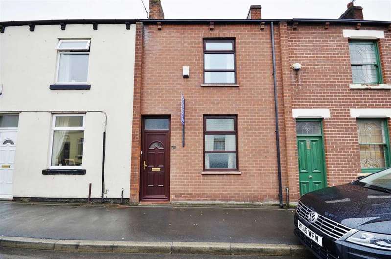 2 Bedrooms Terraced House for sale in Lancaster Road, Hindley