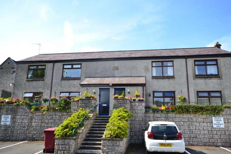 2 Bedrooms Retirement Property for sale in Candlemakers Court, Clitheroe